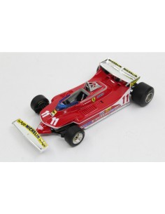 GP Replicas - GP43-12A - Ferrari 312 T4 F1 Jody Scheckter World Champion 1979  - Hobby Sector