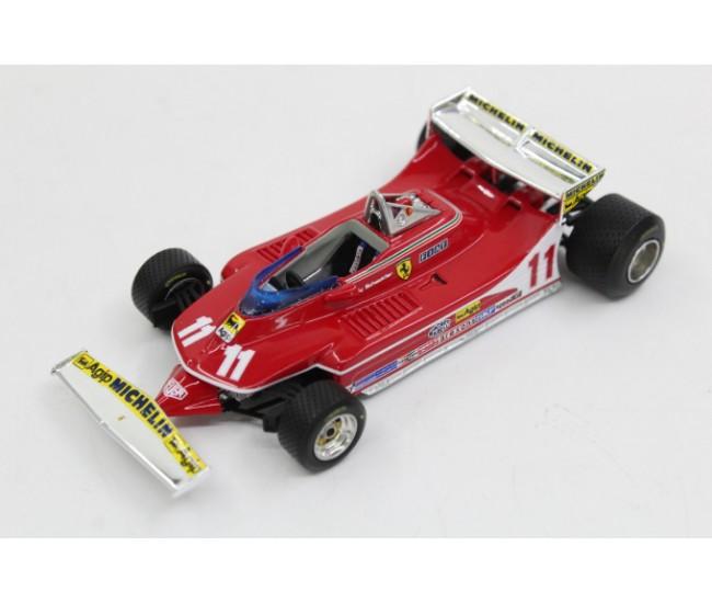 GP Replicas - GP43-12A - Ferrari 312 T4 F1 Jody Scheckter World Champion 1979  - Hobby Sector
