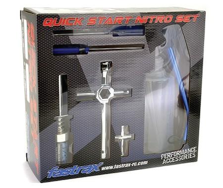 Fastrax - FAST692E - Start Equipment Set - Nitro  - Hobby Sector