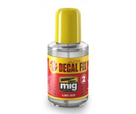 MIG - A.MIG-2030 - Ultra Decal Fix - 30ml  - Hobby Sector