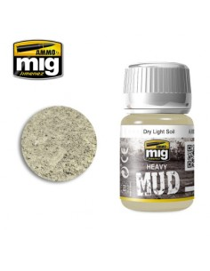 MIG - A.MIG-1700 - Heavy Mud - Dry Light Soil  - Hobby Sector