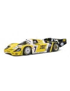 Solido - S1805502 - Porsche 956LH Winner 24H Le Mans 1984  - Hobby Sector