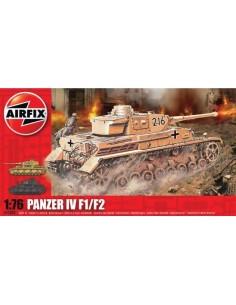 Airfix - Panzer IV F1/F2