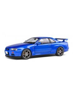Solido - S1804301 - Nissan Skyline GT-R (R34)  - Hobby Sector