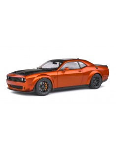 Solido - S1805703 - Dodge Challenger SRT Hellcat Redeye Widebody 2020  - Hobby Sector