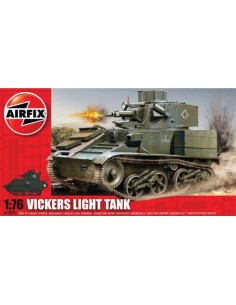 Airfix - Vickers Light Tank Mk.VI, a/b/c