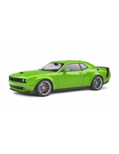 Solido - S1805704 - Dodge Challenger R/T Scat Pack Widebody 2020  - Hobby Sector
