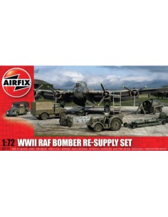 Airfix - A05330 - Airfix - WWII RAF Bomber Re-supply Set  - Hobby Sector