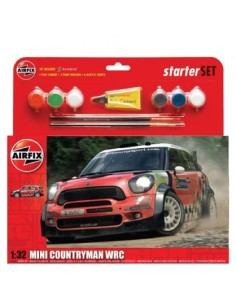 Airfix - MINI Countryman WRC Starter Set
