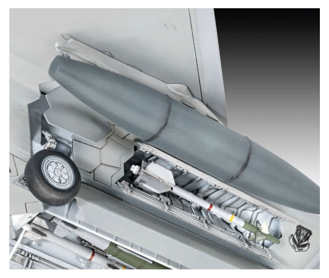 Revell - 03858 - Lockheed Martin F-22A Raptor  - Hobby Sector