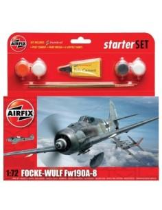 Airfix - Focke Wulf 190A-8 Starter Set