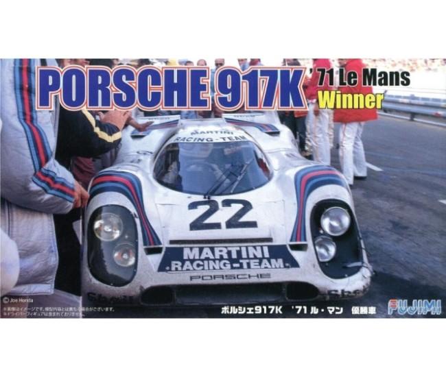 Fujimi - 126142 - Porsche 917K Winner 24h Le Mans 1971  - Hobby Sector