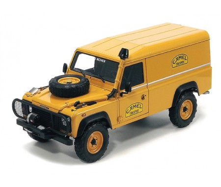 Almost Real - ALM810311 - Land Rover Defender 110 Camel Trophy Support Unit Borneo 1985  - Hobby Sector