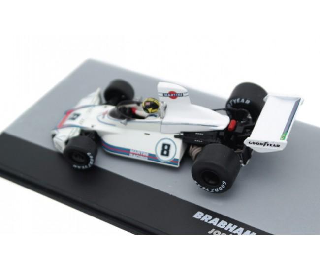 Altaya - magkF1Pac8 - Brabham BT44B F1 José Carlos Pace Brazil GP 1975  - Hobby Sector