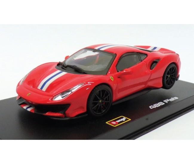 Bburago - 36910 - Ferrari 488 Pista - Signature Series  - Hobby Sector