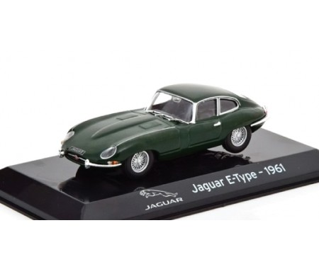 Altaya - PRO10725 - Jaguar E-Type 1961  - Hobby Sector