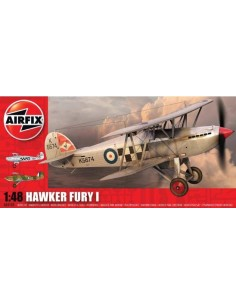 Airfix - Hawker Fury I