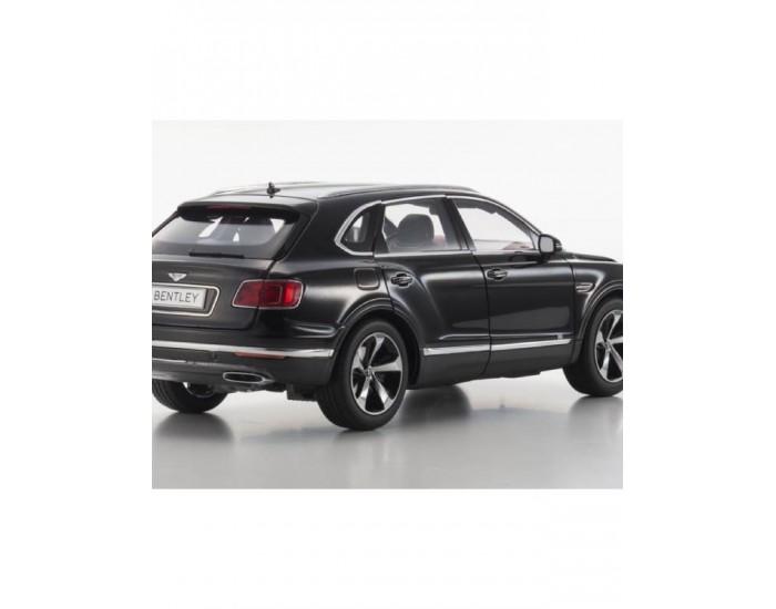 Kyosho Diecast - 8921NX - Bentley Bentayga - Onyx Black  - Hobby Sector