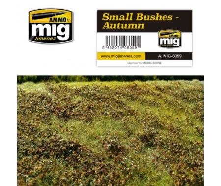 MIG - A.MIG-8359 - Small Bushes - Autumn  - Hobby Sector