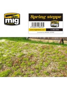 MIG - A.MIG-8353 - Spring Steppe  - Hobby Sector