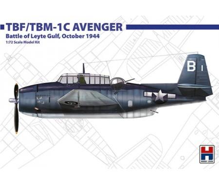 Hobby 2000 - 72010 - TBF / TBM-1C Avenger  - Hobby Sector