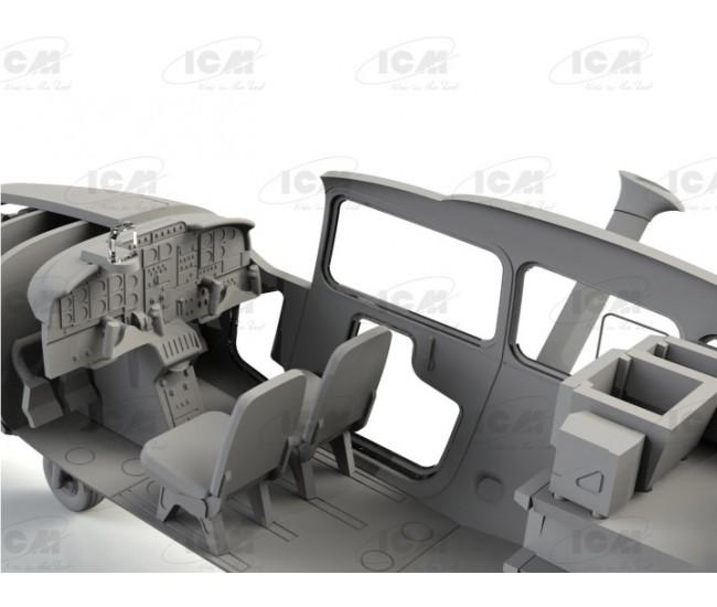 ICM - 48290 - Cessna O-2A Skymaster  - Hobby Sector