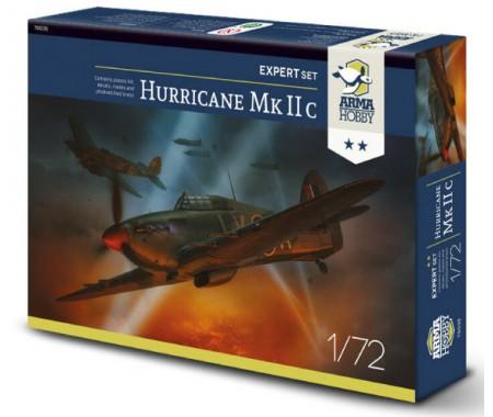 Arma Hobby - 70035 - Hawker Hurricane Mk IIc - Expert Set  - Hobby Sector