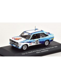 CMR - WRC010 - Fiat 131 Abarth W. Rohrl Winner Rallye Monte Carlo 1980  - Hobby Sector