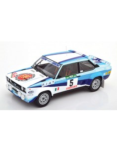 IXO - 18RMC053B - Fiat 131 Abarth W. Rohrl Winner Rallye Portugal 1980  - Hobby Sector