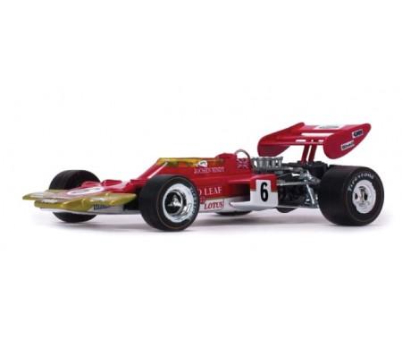 Quartzo - 27853 - Lotus 72C Jochen Rindt Winner French GP 1970  - Hobby Sector