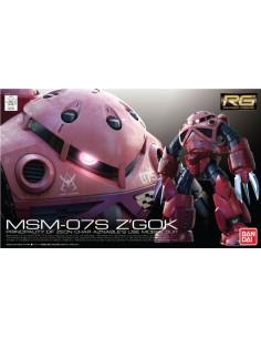 Bandai - 0190183 - RG MSM-07S Z´GOK  - Hobby Sector