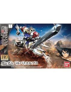 Bandai - 0209064 - HG Gundam Barbatos Lupus  - Hobby Sector