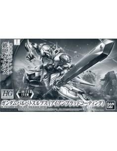 Bandai - 0228319 - HG Gundam Barbatos Lupus Iron-Blooded Coating  - Hobby Sector