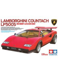 Tamiya - 25419 - Lamborghini Countach LP500S  - Hobby Sector