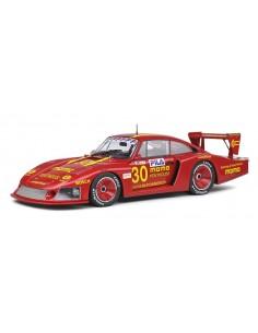 Solido - S1805403 - Porsche 935 Moby Dick 24H Le Mans 1982  - Hobby Sector