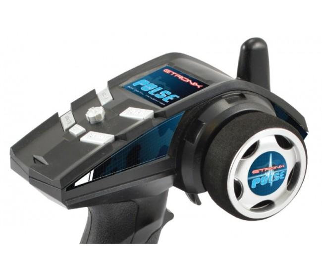 Etronix - ET1106 - Etronix Pulse Ex3g 3ch 2.4ghz FHSS Wheel Radio System  - Hobby Sector
