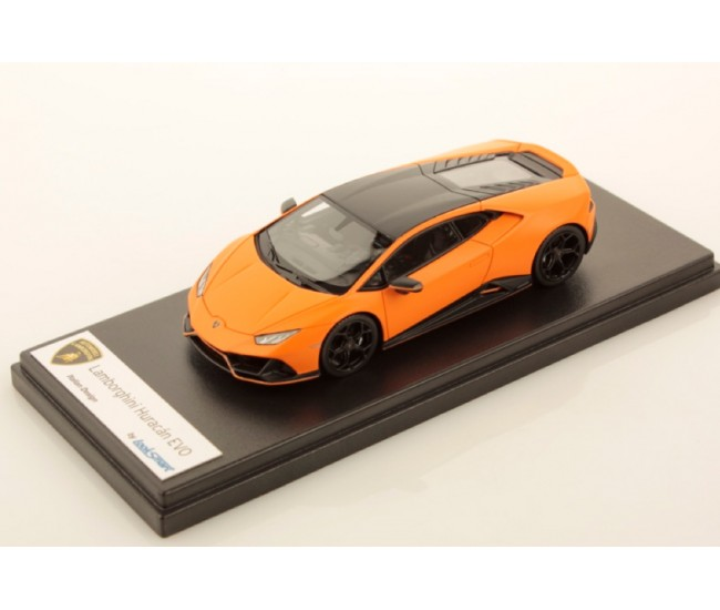 Looksmart - LS498FCB - Lamborghini Huracan Evo Fluo  - Hobby Sector
