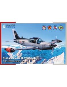 Special Hobby - SH72433 - SIAI-Marchetti SF-260EA/D/EU  - Hobby Sector