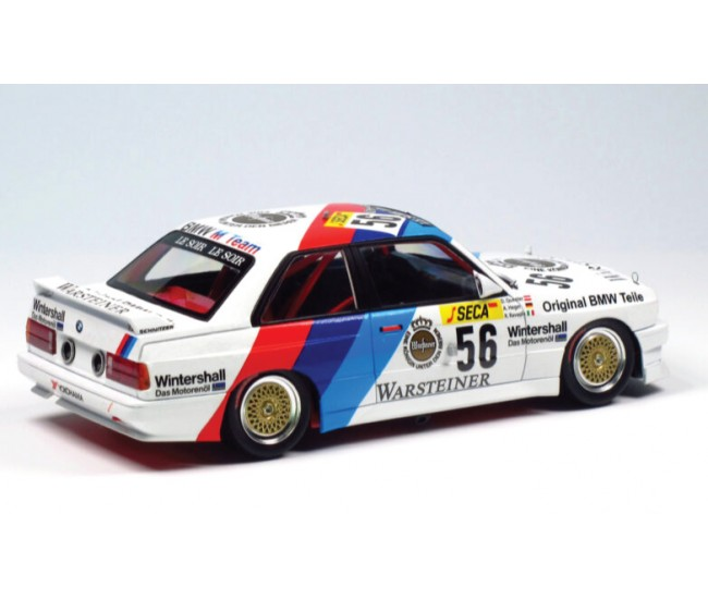 Nunu - PN24017 - BMW M3 E30 88 Spa 24 Hours Winner  - Hobby Sector