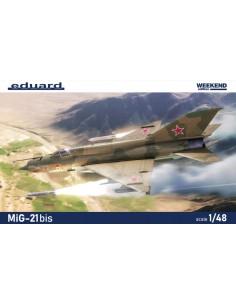 Eduard - 84130 - Mig-21 Bis - Weekend Edition  - Hobby Sector