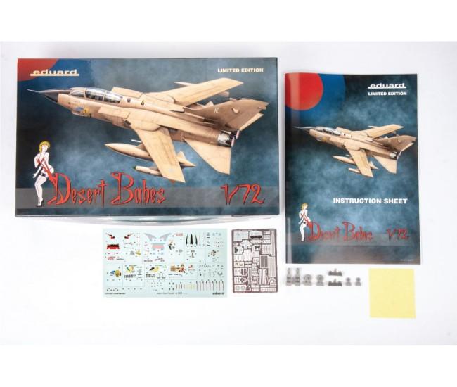 Eduard - 2137 - Desert Babes - Limited Edition  - Hobby Sector