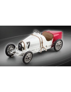Bugatti T35 Nr.7 Nation Color Project - Poland 1924