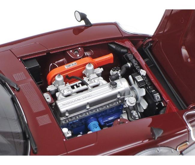Tamiya - 24360 - Nissan Fairlady 240ZG  - Hobby Sector