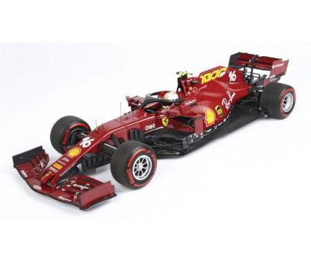 BBR - BBR201826 - Ferrari SF1000 C. Leclerc 1000th GP Ferrari Tuscan GP 2020  - Hobby Sector
