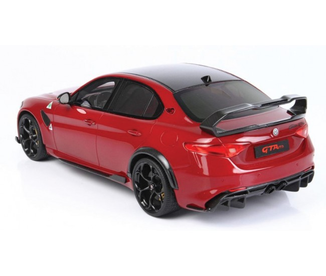 BBR - BBRC1852 - Alfa Romeo Giulia GTAM Rosso GTA  - Hobby Sector