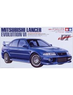 Tamiya - 24213 - Mitsubishi Lancer Evolution VI  - Hobby Sector