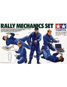 Tamiya - 24266 - Rally Mechanics Set  - Hobby Sector