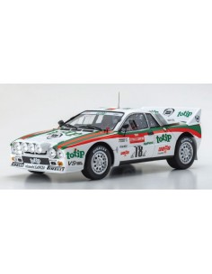 Kyosho Diecast - 08306B - Lancia Rally 037 M. Biasion Rallye SanRemo 1983  - Hobby Sector