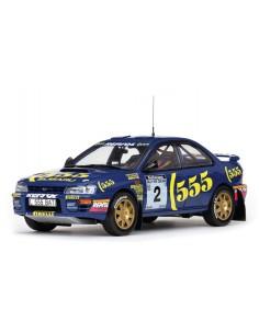 Sunstar - 5502 - Subaru Impreza 555 Colin McRae Winner Rally of New Zeland 1994  - Hobby Sector