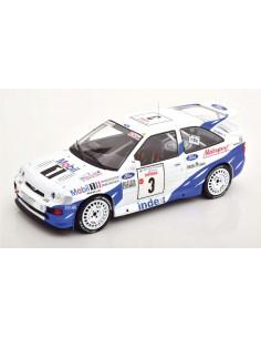 IXO - 18RMC055A - Ford Escort RS Cosworth Francois Delecour Winner Rallye Tour de Corse 1993  - Hobby Sector